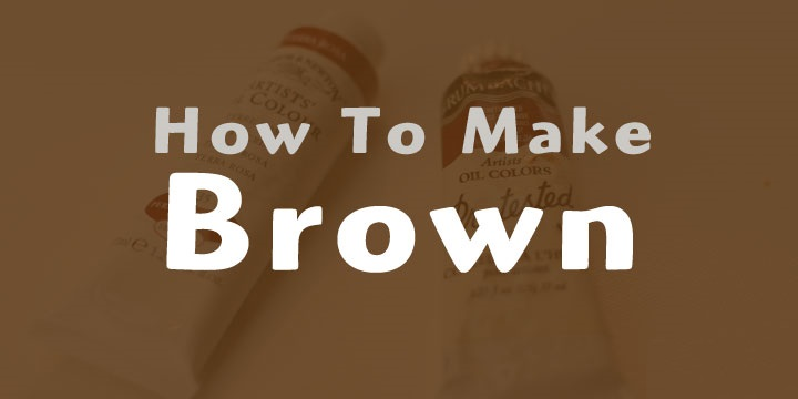 The Rudimentary Tools To Make Brown Hue Are Primary Colours Red Yellow And Blue Those Which At Apex Of